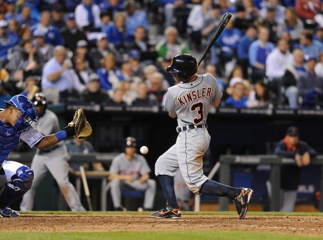 Kansas City Royals vs. Detroit Tigers MLB Pick, Odds, Prediction 5/3/14