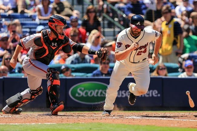 San Francisco Giants vs. Atlanta Braves MLB Pick, Odds, Prediction 5/12/14