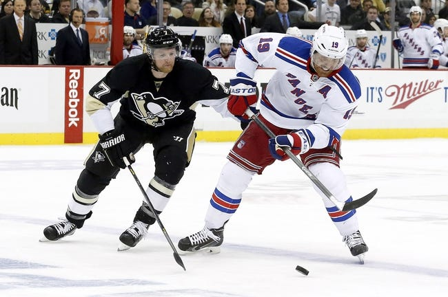 Pittsburgh Penguins at New York Rangers Pick-Odds-Prediction - 5/5/14