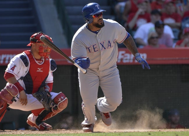 Los Angeles Angels vs. Texas Rangers MLB Pick, Odds, Prediction - 6/20/14