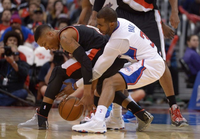 Clippers vs. Trail Blazers 10/24/14 NBA Preseason Pick, Odds, Prediction