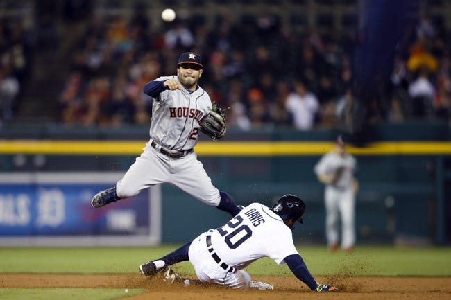 Detroit Tigers vs. Houston Astros MLB Pick, Odds, Prediction - 5/6/14