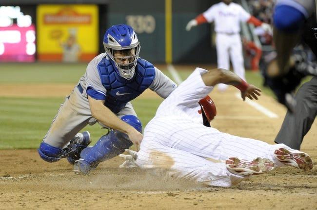 Philadelphia Phillies vs. Toronto Blue Jays MLB Pick, Odds, Prediction 5/6/14