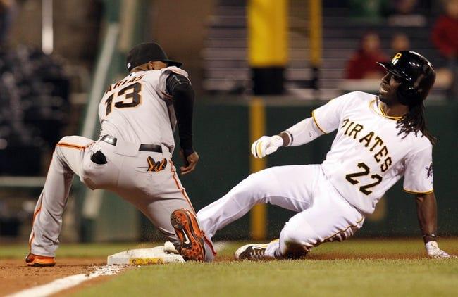 Pittsburgh Pirates vs. San Francisco Giants MLB Pick, Odds, Prediction 5/6/14