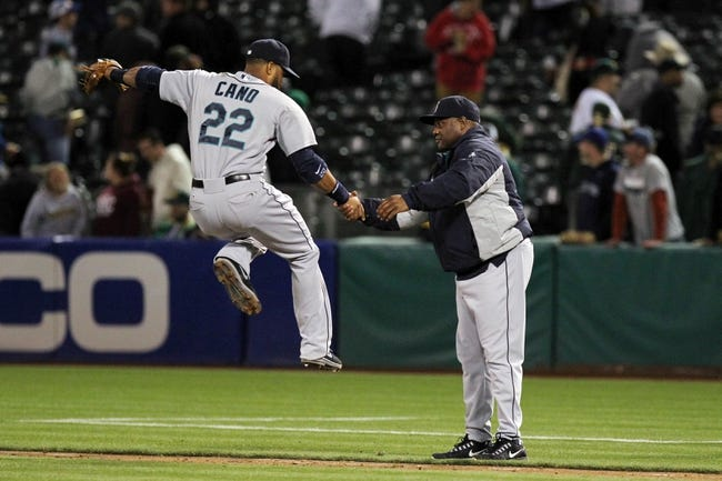 Oakland Athletics vs. Seattle Mariners Pick-Odds-Prediction - 5/6/14