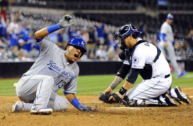 San Diego Padres vs. Kansas City Royals MLB Pick, Odds, Prediction - 5/7/14