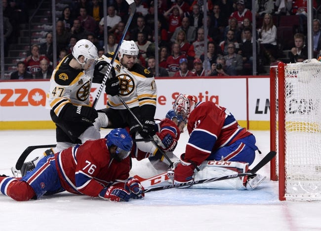 Boston Bruins at Montreal Canadiens Pick-Odds-Prediction - 5/8/14