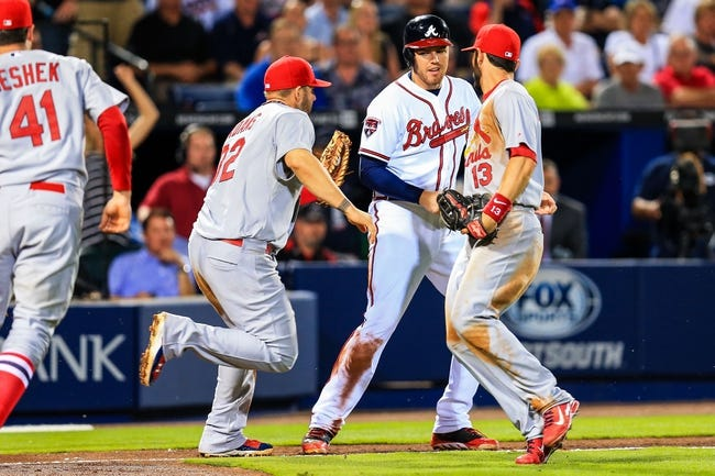 Atlanta Braves vs. St. Louis Cardinals MLB Pick, Odds, Prediction 5/7/14