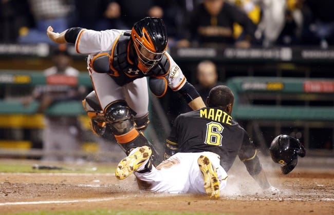 Pittsburgh Pirates vs. San Francisco Giants MLB Pick, Odds, Prediction - 5/7/14