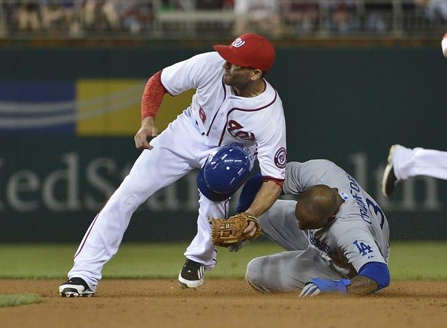 Washington Nationals vs. Los Angeles Dodgers MLB Pick, Odds, Prediction 5/7/14