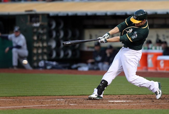 Seattle Mariners at Oakland Athletics Pick-Odds-Prediction - 5/7/14 Game 1