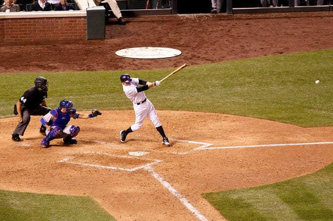 Texas Rangers vs. Colorado Rockies MLB Pick, Odds, Prediction - 5/7/14
