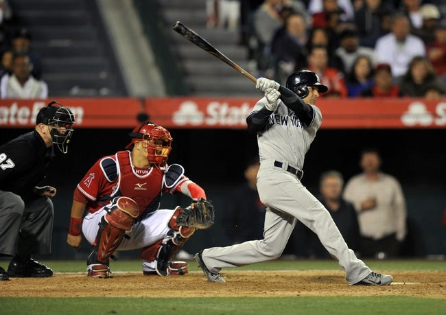 Los Angeles Angels vs. New York Yankees MLB Pick, Odds, Prediction - 5/7/14