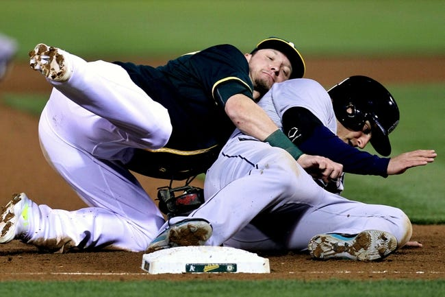 Seattle Mariners vs. Oakland Athletics MLB Pick, Odds, Prediction 7/11/14