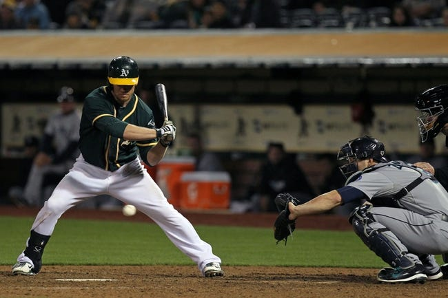Oakland Athletics vs. Seattle Mariners Pick-Odds-Prediction - 5/7/14 Game 2