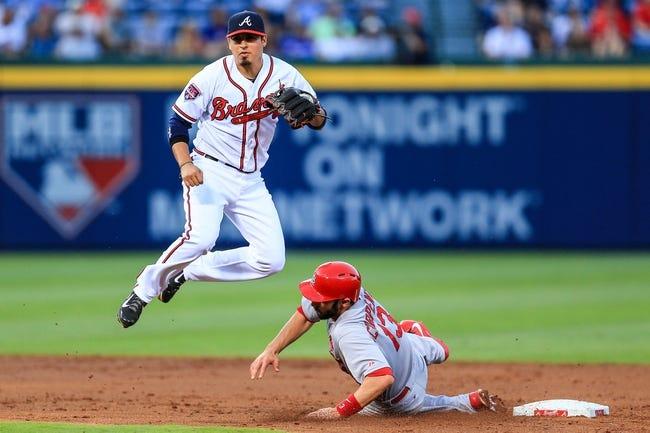 St. Louis Cardinals vs. Atlanta Braves MLB 5/16/14