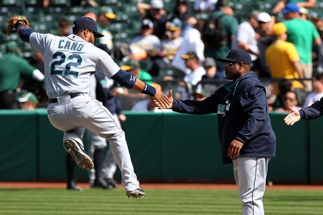 Seattle Mariners vs. Oakland Athletics MLB Pick, Odds, Prediction - 7/12/14