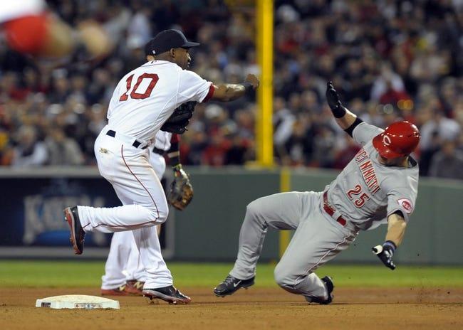 Cincinnati Reds vs. Boston Red Sox MLB Pick, Odds, Prediction - 8/12/14