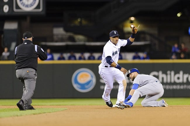 Seattle Mariners vs. Kansas City Royals Pick-Odds-Prediction - 5/9/14