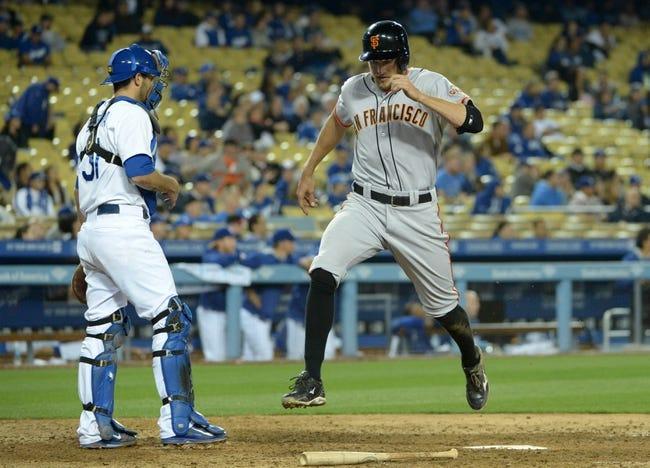 Los Angeles Dodgers vs. San Francisco Giants Pick-Odds-Prediction - 5/9/14