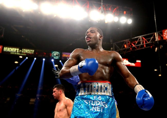 Adrien Broner vs. Ashley Theophane Boxing Preview, Pick, Odds, Prediction - 4/1/16