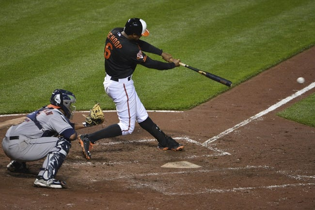 Baltimore Orioles vs. Houston Astros MLB Pick, Odds, Prediction 5/11/14