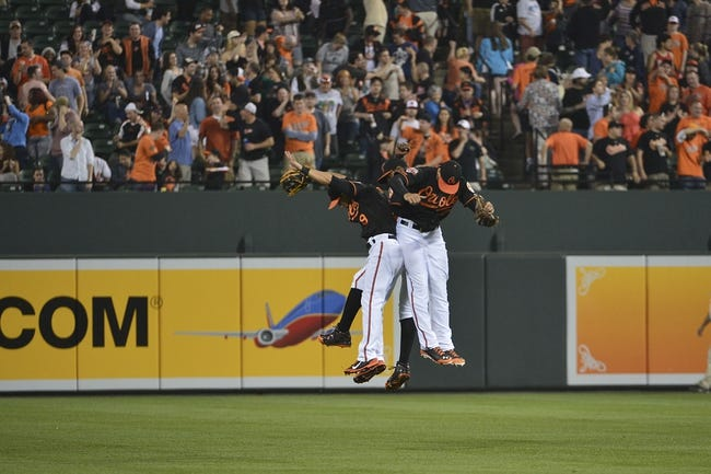Baltimore Orioles vs. Houston Astros Pick-Odds-Prediction - 5/10/14