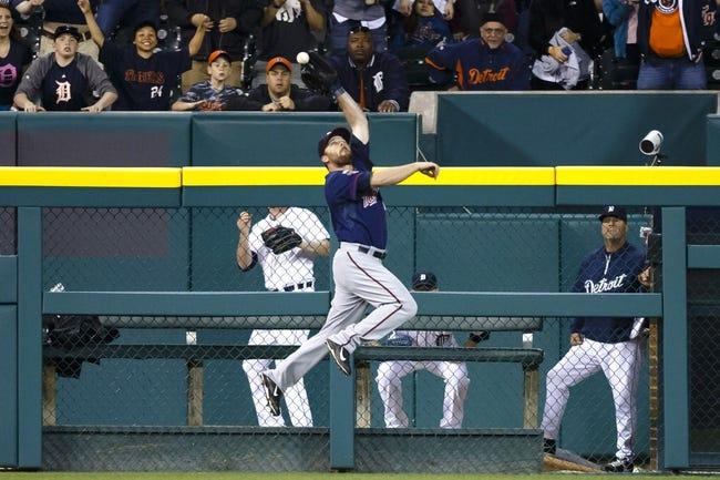Detroit Tigers vs. Minnesota Twins MLB Pick, Odds, Prediciton 5/10/14