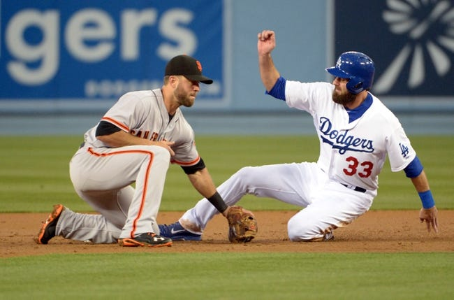 Los Angeles Dodgers vs. San Francisco Giants MLB Pick, Odds, Prediction - 5/10/14