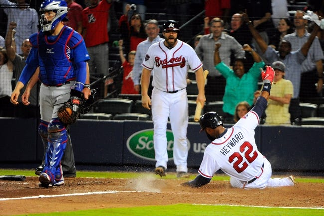 Atlanta Braves vs. Chicago Cubs MLB Pick, Odds, Prediction 5/10/14