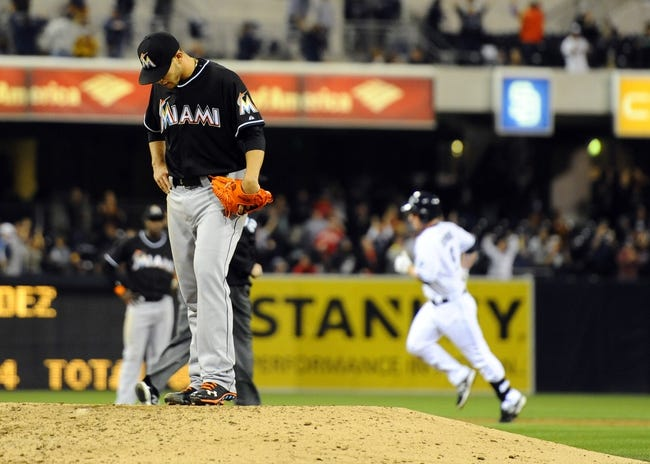 San Diego Padres vs. Miami Marlins Pick-Odds-Prediction - 5/11/14