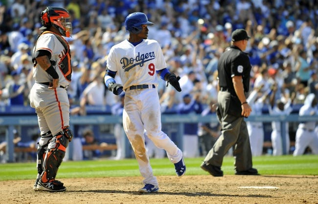 Los Angeles Dodgers vs. San Francisco Giants MLB Pick, Odds, Prediction 5/11/14