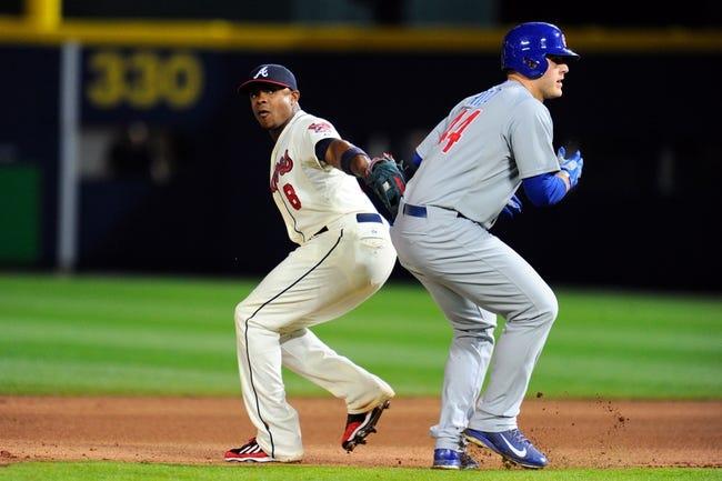 Atlanta Braves vs. Chicago Cubs MLB Pick, Odds, Prediction - 5/11/14