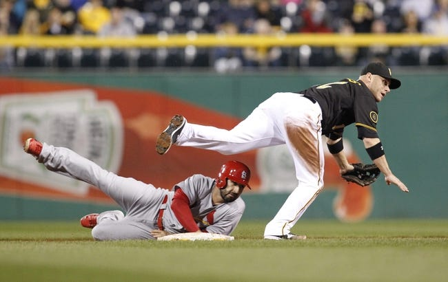Pittsburgh Pirates vs. St. Louis Cardinals MLB Pick, Odds, Prediction 5/11/14