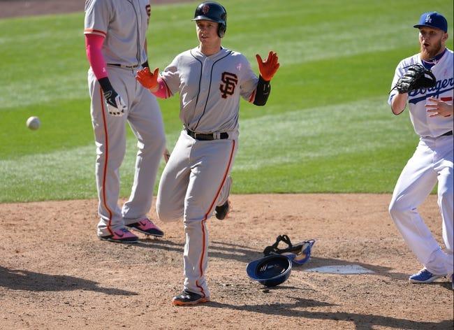 San Francisco Giants vs. Los Angeles Dodgers MLB Pick, Odds, Prediction 7/25/14