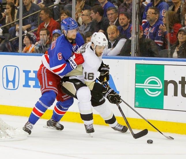 New York Rangers at Pittsburgh Penguins Pick-Odds-Prediction - 5/13/14