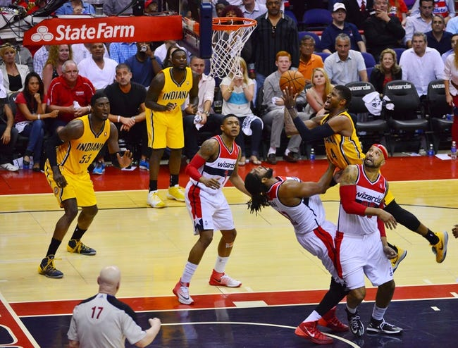 Washington Wizards vs. Indiana Pacers - 5/13/14