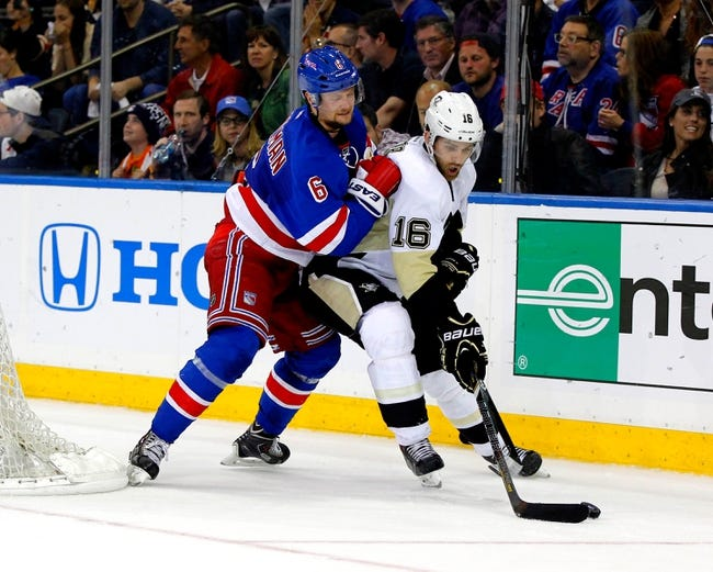 New York Rangers at Pittsburgh Penguins NHL Pick, Odds, Prediction - 5/13/14 Game Seven