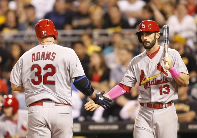 St. Louis Cardinals vs. Pittsburgh Pirates MLB Pick, Odds, Prediction 7/7/14
