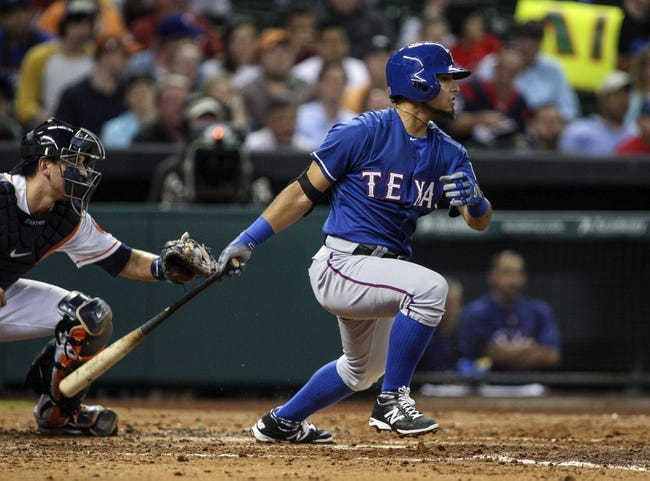 Houston Astros vs. Texas Rangers MLB Pick, Odds, Prediction - 5/13/14