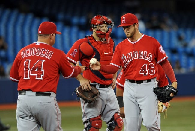 Los Angeles Angels vs. Toronto Blue Jays MLB Pick, Odds, Prediction - 7/7/14