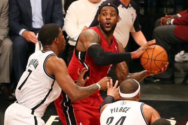 Brooklyn Nets vs. Miami Heat - 5/14/14