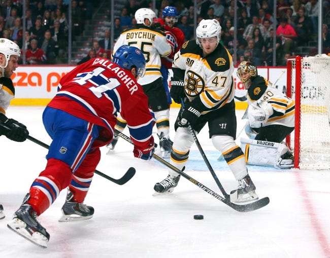 Montreal Canadiens at Boston Bruins Pick-Odds-Prediction - 5/14/14