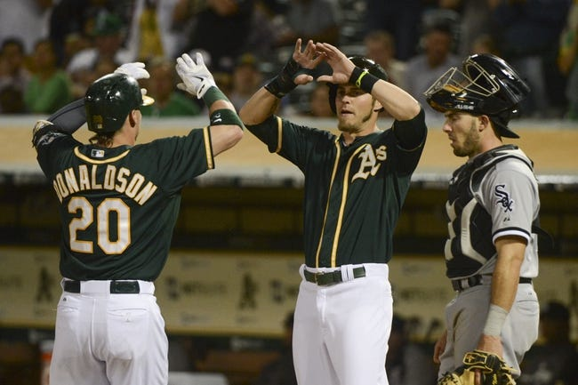 Oakland Athletics vs. Chicago White Sox MLB Prediction, Odds, Prediction - 5/13/14
