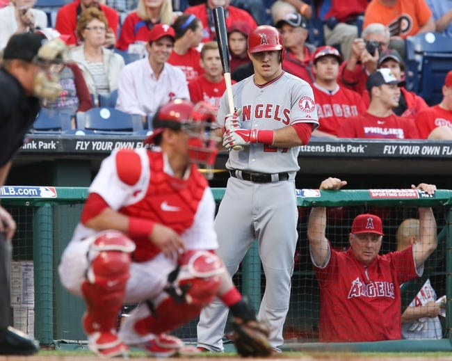 Philadelphia Phillies vs. Los Angeles Angels MLB Pick, Odds, Prediction - 5/14/14