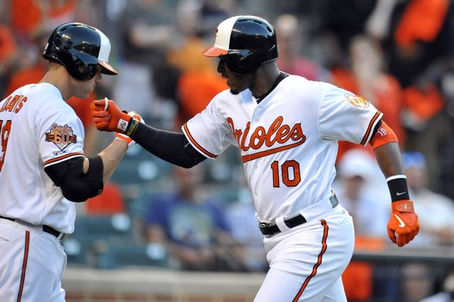 Baltimore Orioles vs. Detroit Tigers Pick-Odds-Prediction - 5/14/14