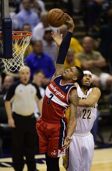 Washington Wizards vs. Indiana Pacers - 5/15/14