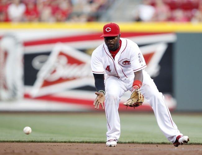Cincinnati Reds vs. San Diego Padres MLB Pick, Odds, Prediction 5/15/14 Game 1