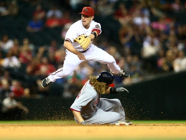 Arizona Diamondbacks vs. Washington Nationals Pick-Odds-Prediction - 5/14/14