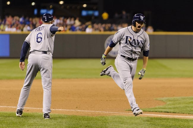Seattle Mariners vs. Tampa Bay Rays Pick-Odds-Prediction - 5/14/14